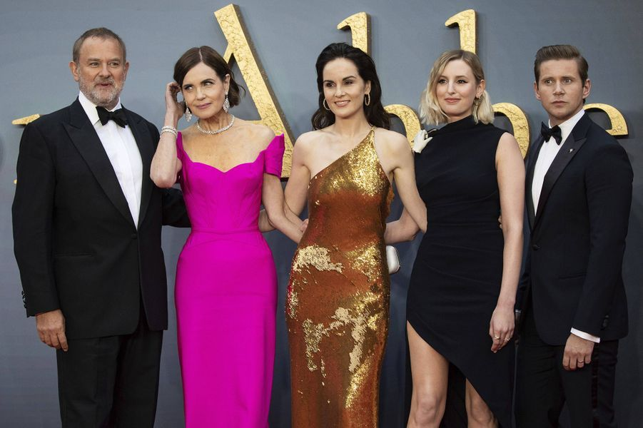 """Le casting de """"Downton Abbey"""""""