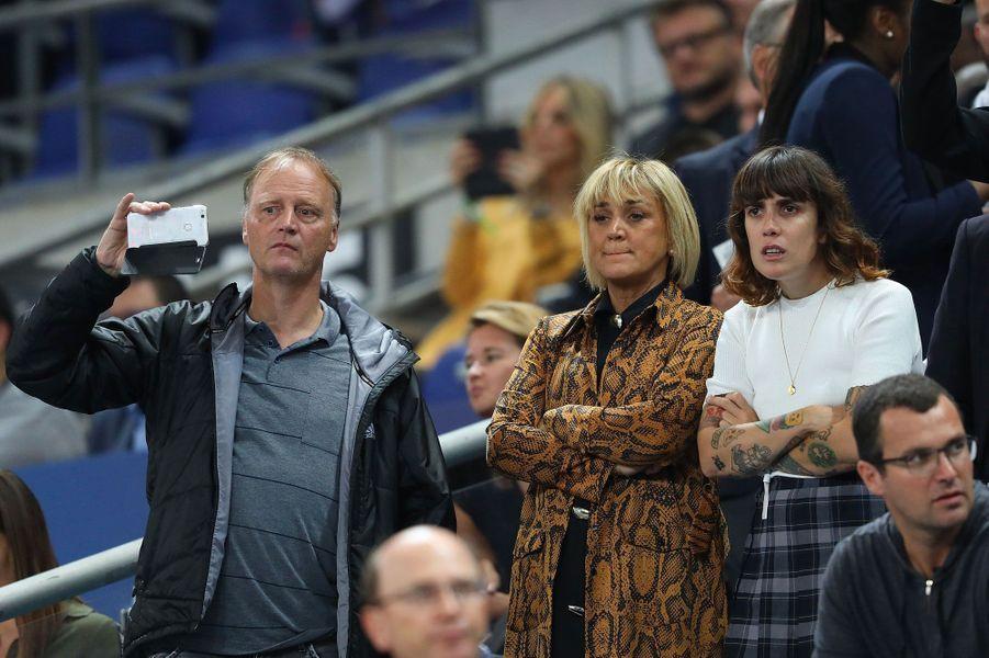 La famille d'Antoine Griezmann