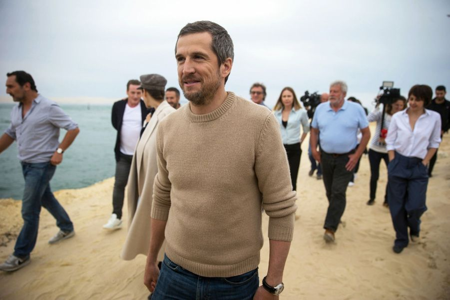 Chef de troupe : à 46 ans, Guillaume Canet signe son sixième film.