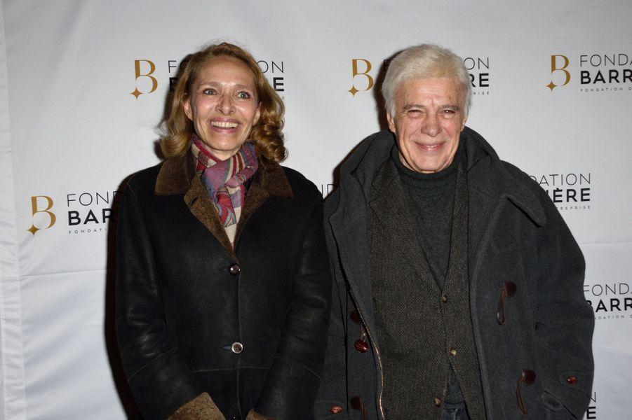 Joelle et Guy Bedos