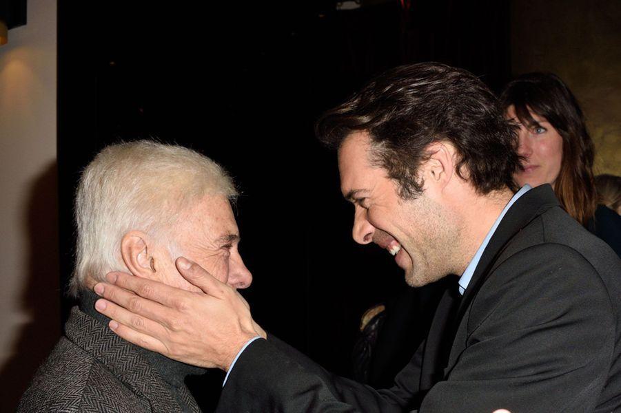 Guy et Nicolas Bedos