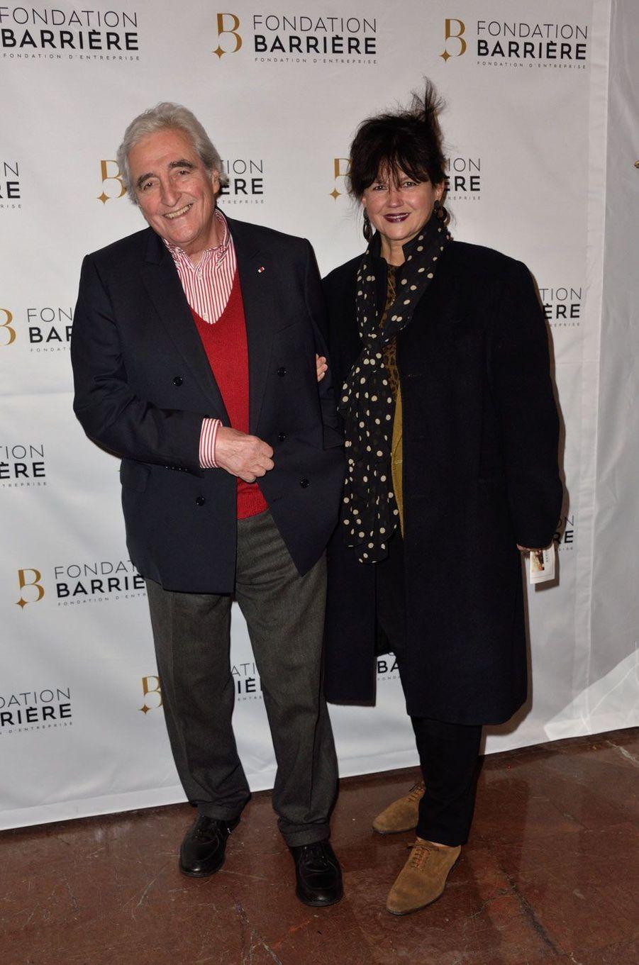 Jean-Loup Dabadie et Veronique Bachet
