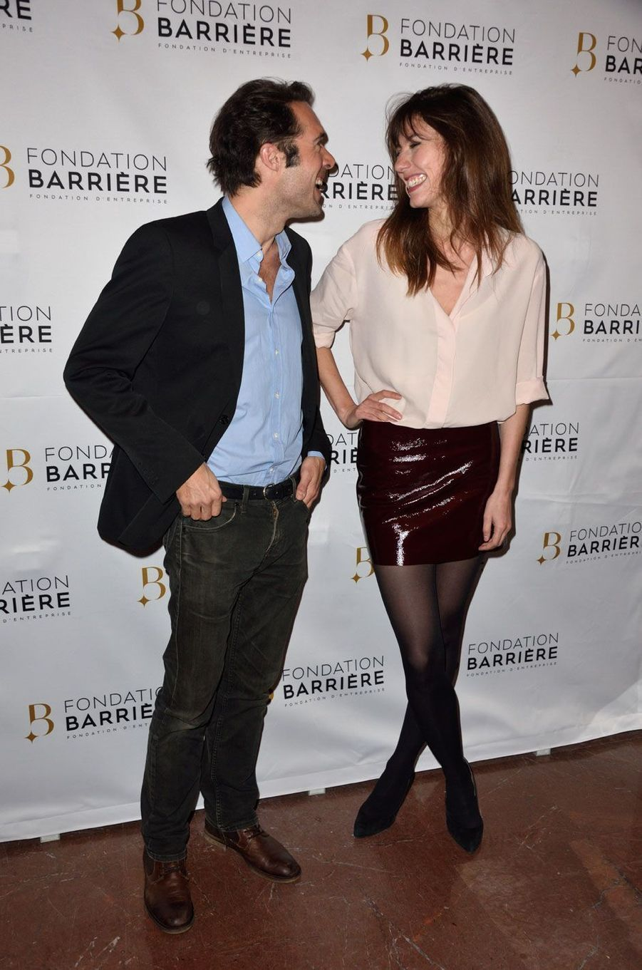 Doria Tillier et Nicolas Bedos