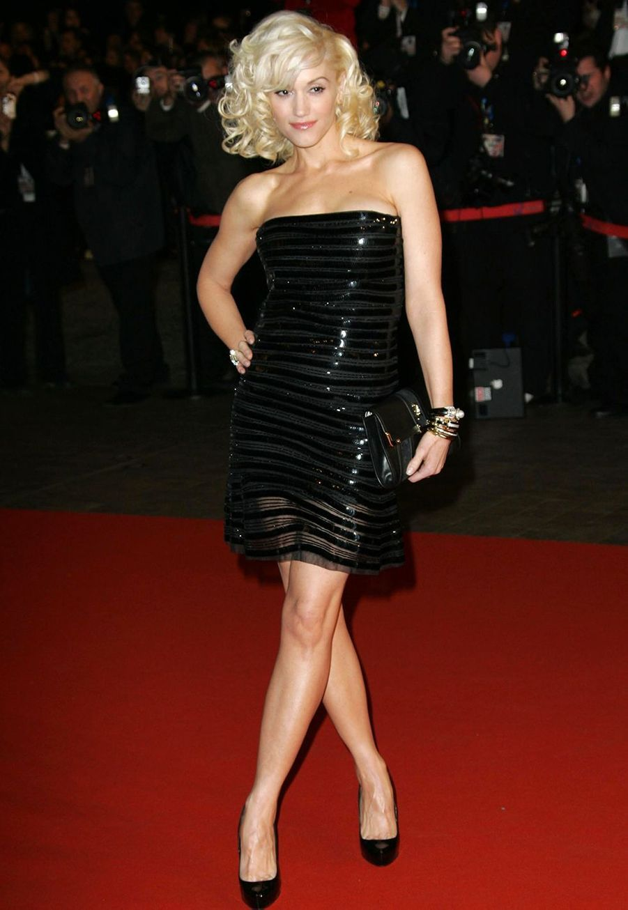Gwen Stefani aux NRJ Music Awards, à Cannes, en 2007.