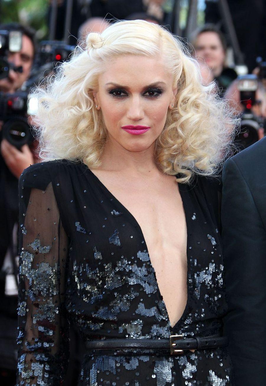 Gwen Stefani au 64ème Festival du Film de Cannes, en 2011.