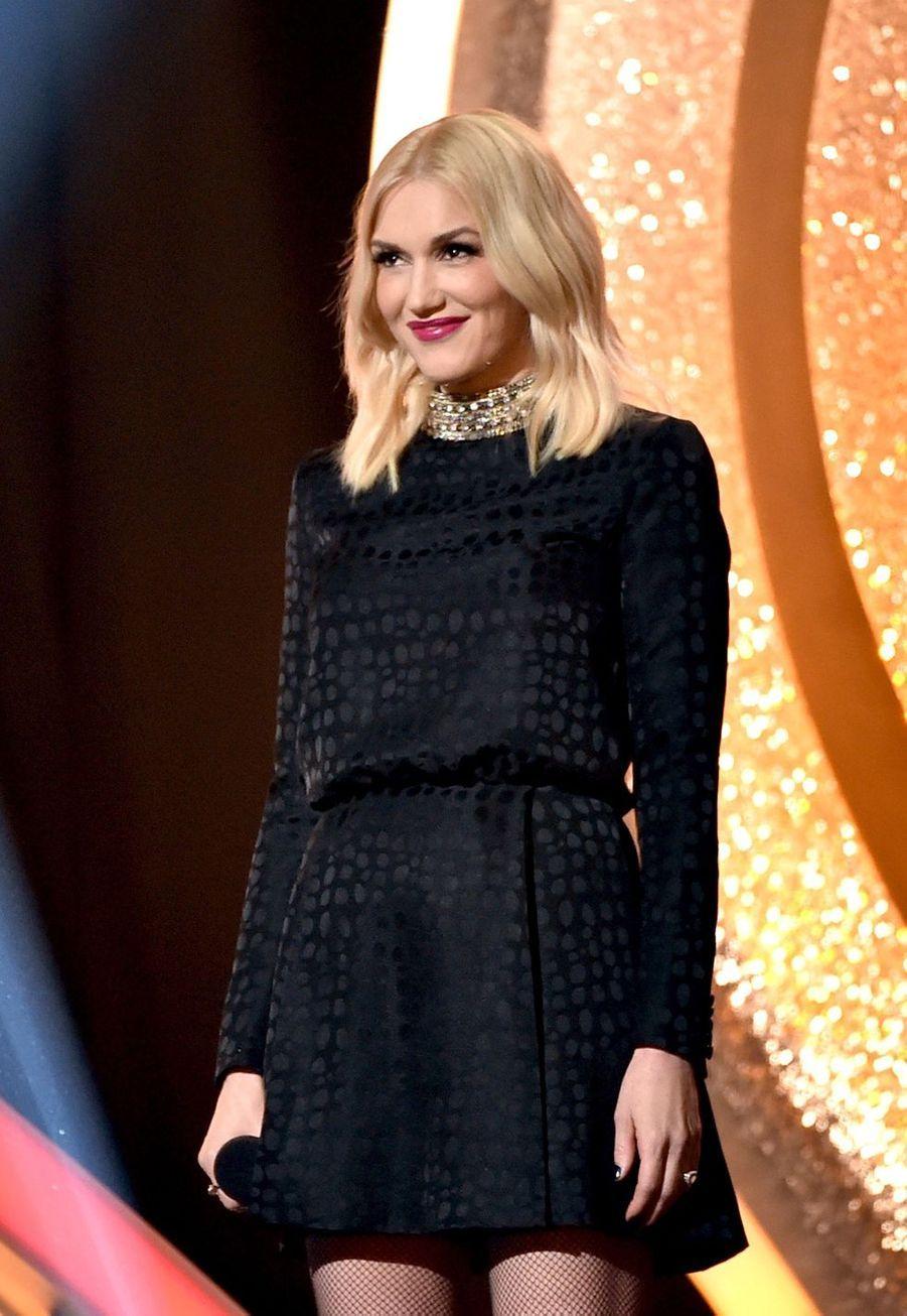 Gwen Stefani aux iHeartRadio Music Awards de Los Angeles en 2014.