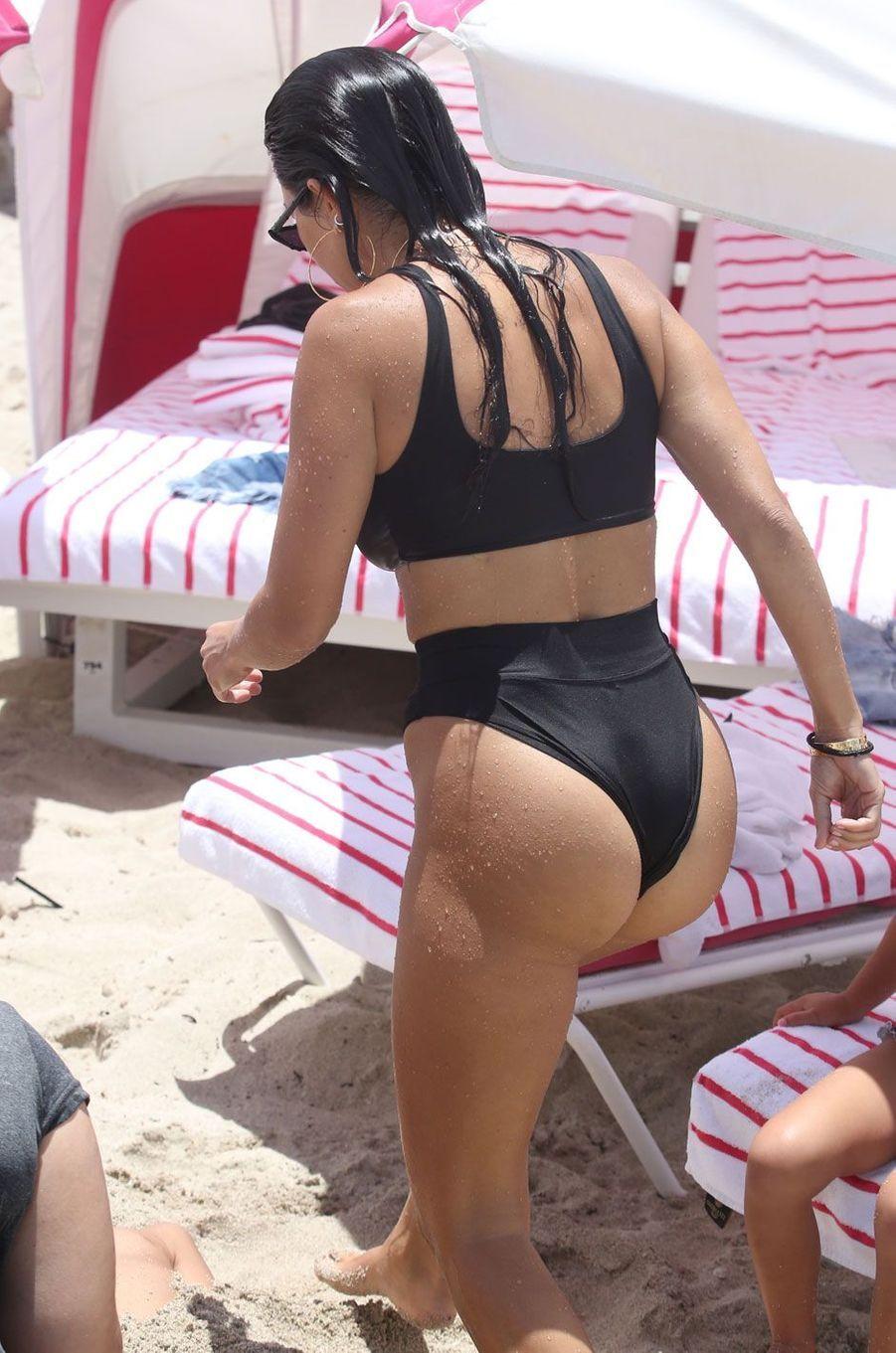 Kourtney Kardashian à Miami