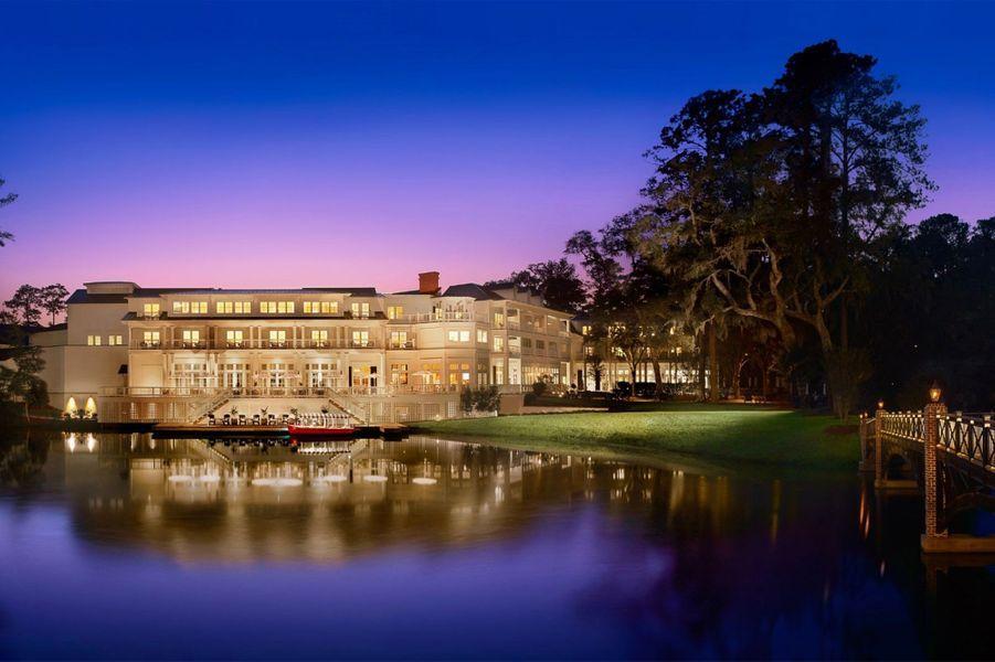 Hailey et Justin Bieber célèbreront leur mariage à l'hôtelMontage Palmetto Bluff, à Bluffton (Caroline du Sud), le 30 septembre 2019