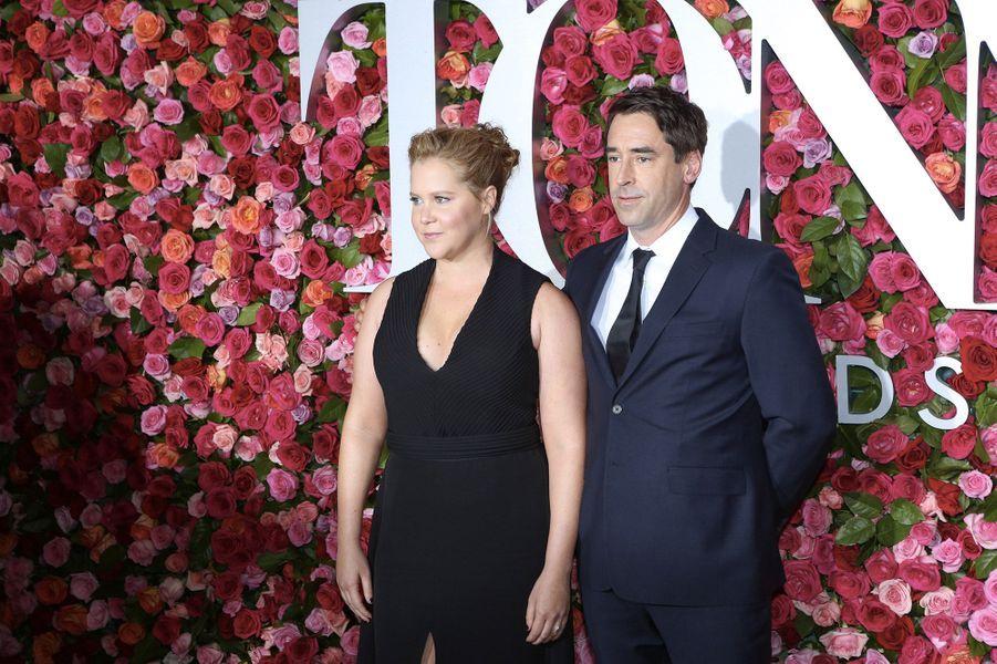 Amy Schumer et Chris Fischer se sont mariés pour la Saint Valentin
