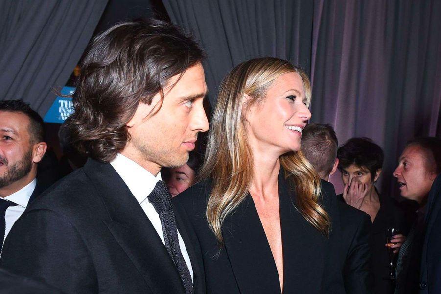 Gwyneth Paltrow et Brad Falchuk se sont mariés lors d'une cérémonie privé, le 29 septembre