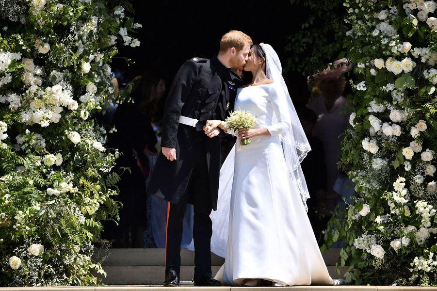 Prince Harry et Meghan Markle se sont mariés le 19 mai