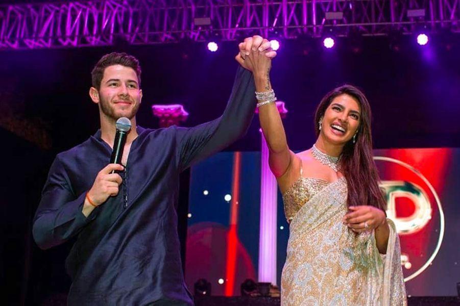 Nick Jonas et Priyanka Chopra se sont mariés en décembre 2018