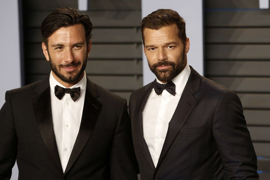 Ricky Martin et Jwan Yosef se sont mariés en janvier 2018