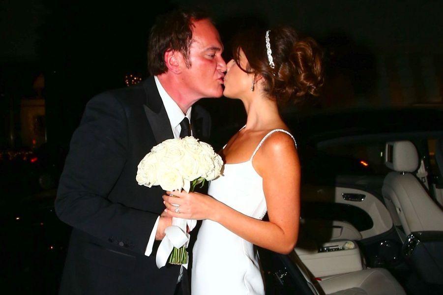 Quentin Tarantino et Daniella Pick se sont mariés en novembre 2018