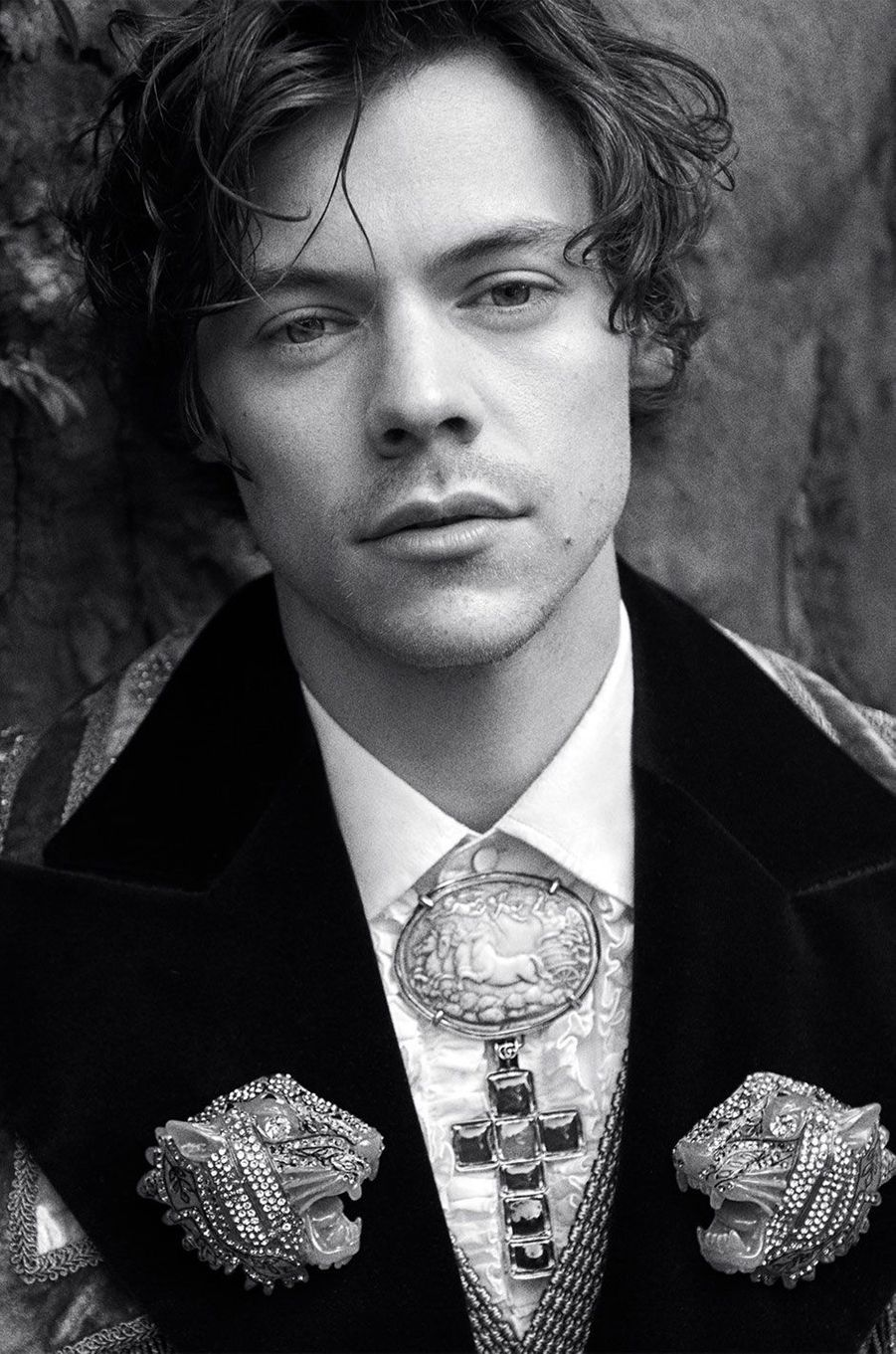 Harry Styles, star de la campagne Gucci