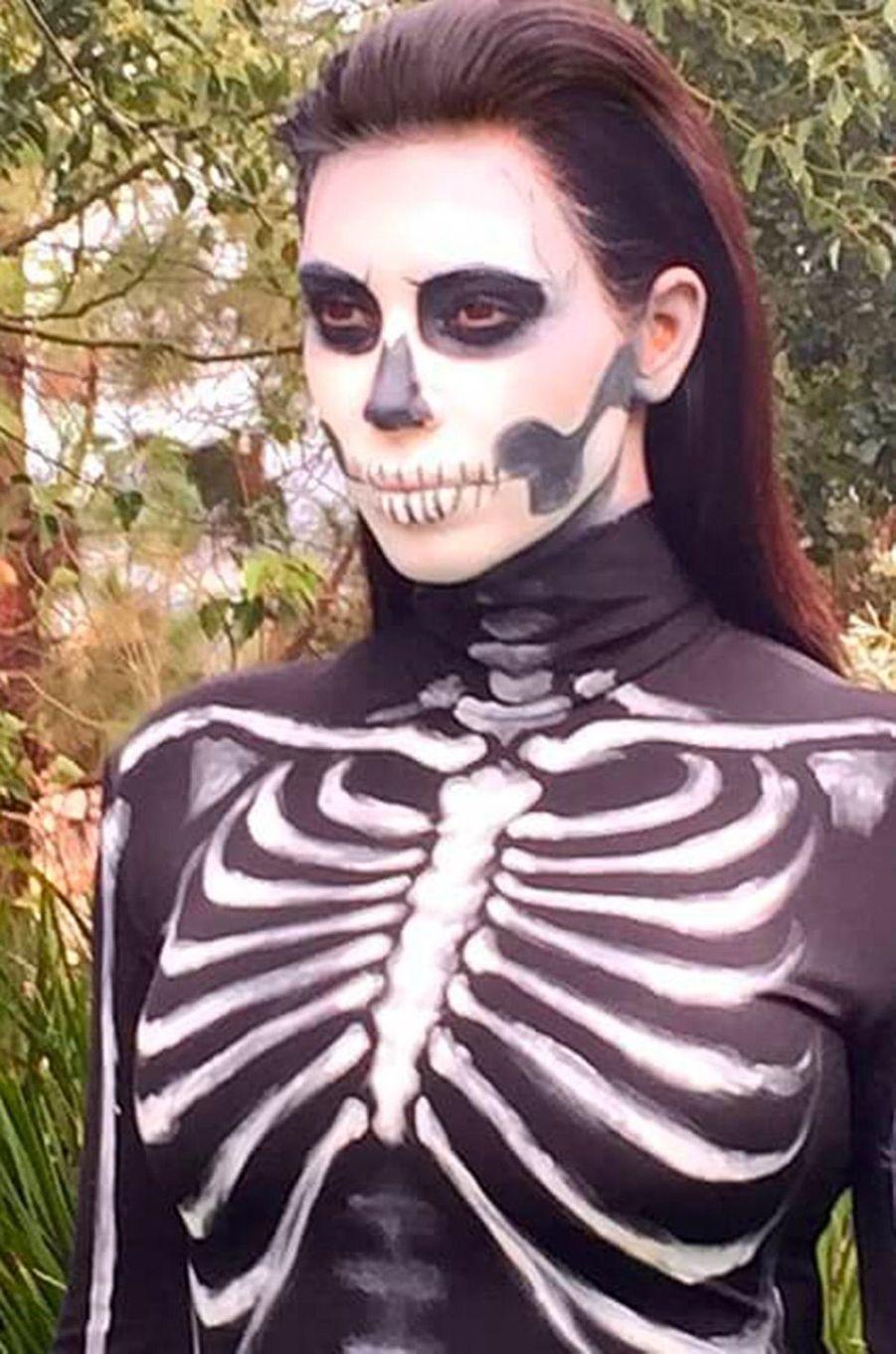 Kim Kardashianpour Halloween 2014