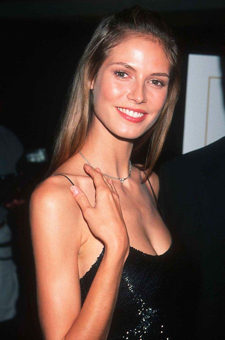 Heidi Klum en 1999