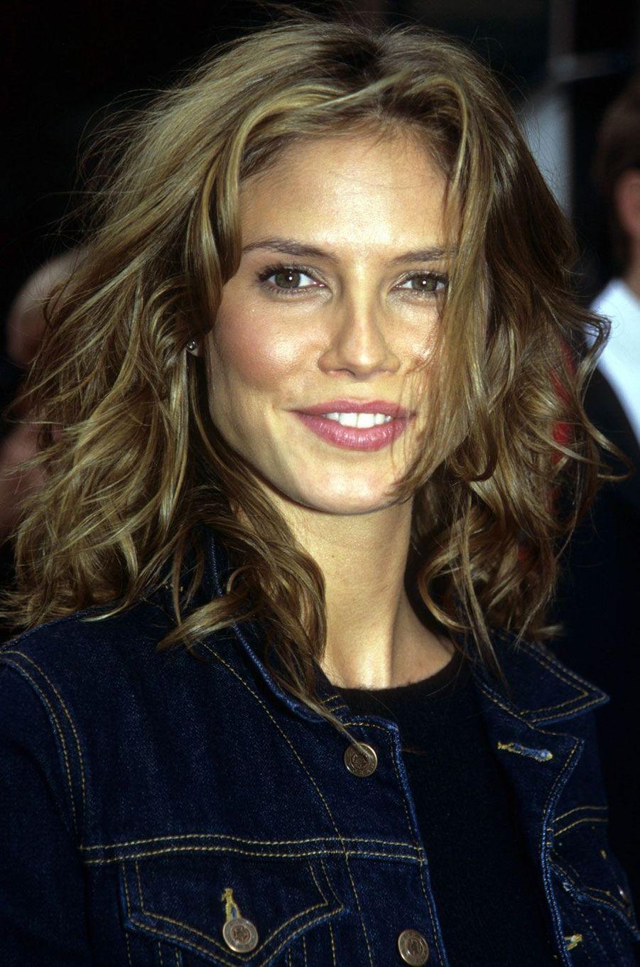 Heidi Klum en 2000