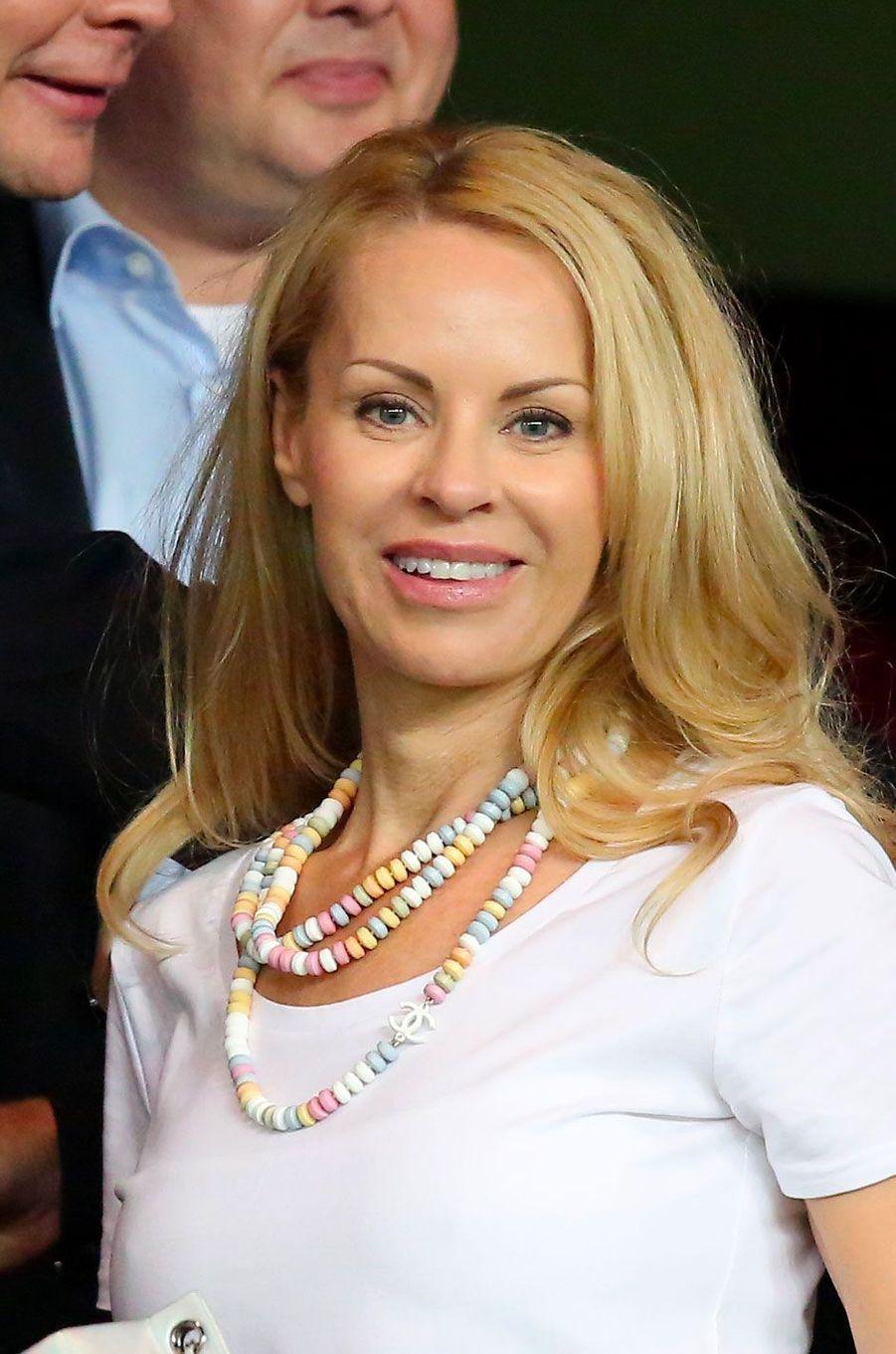 Helena Seger le 30 septembre 2014