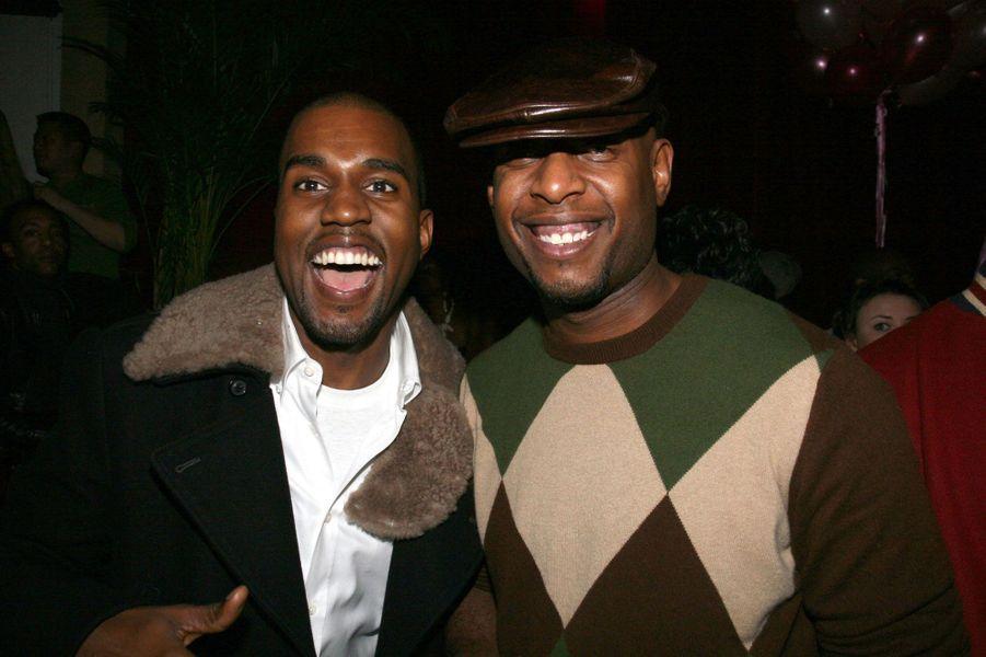 Kanye West et Talib Kweli