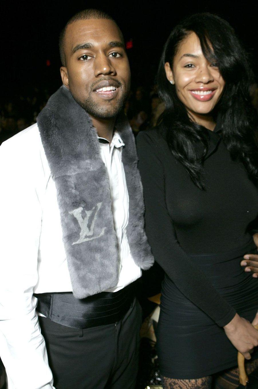 Kanye West et son ex Alexis