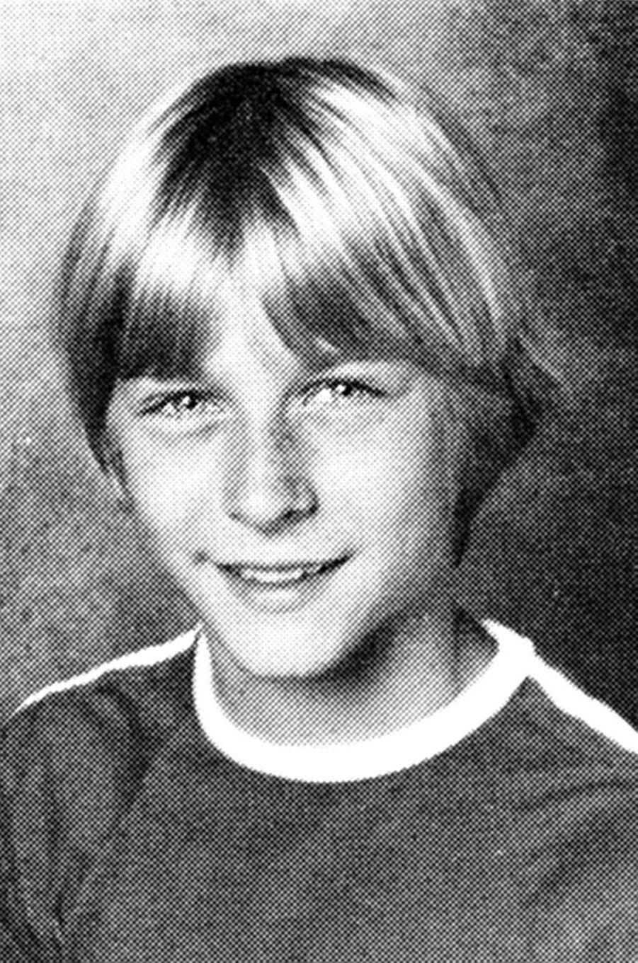 Kurt Cobain en 1980