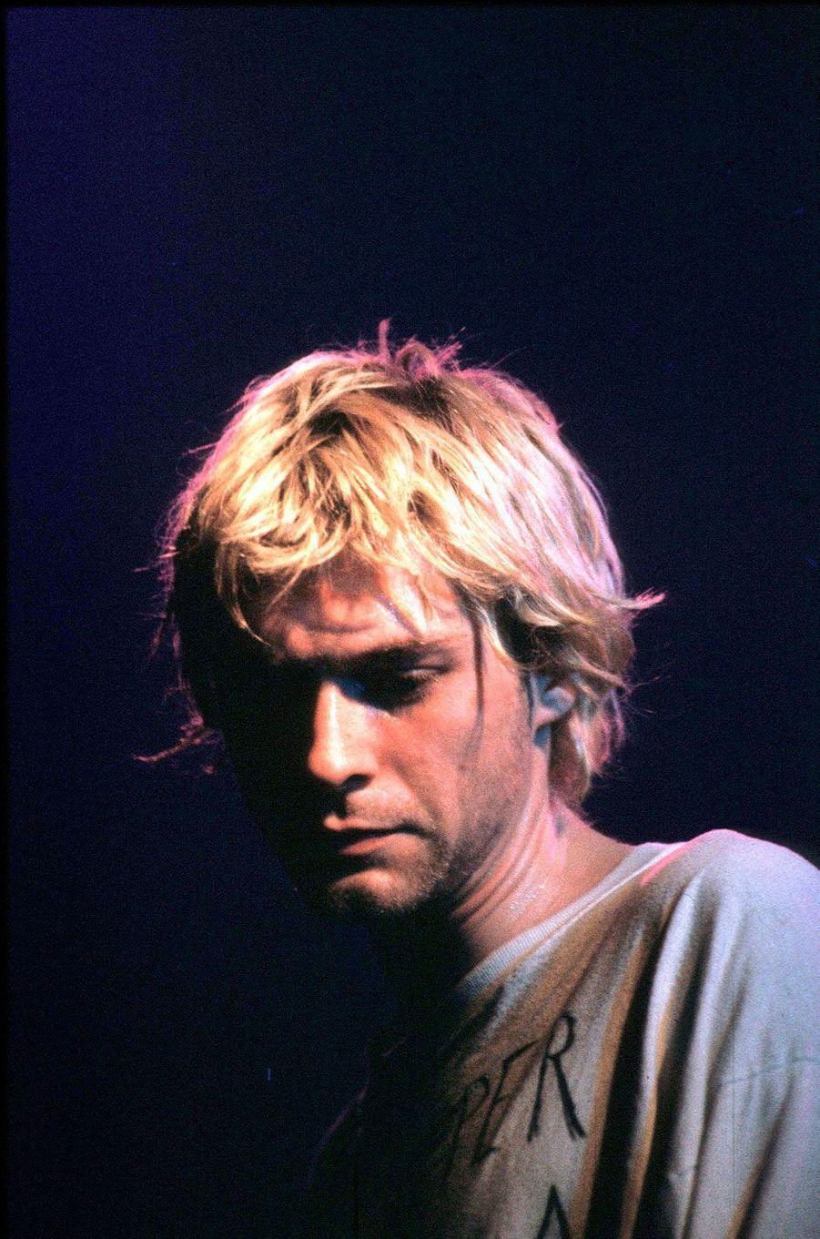 Kurt Cobain en 1992
