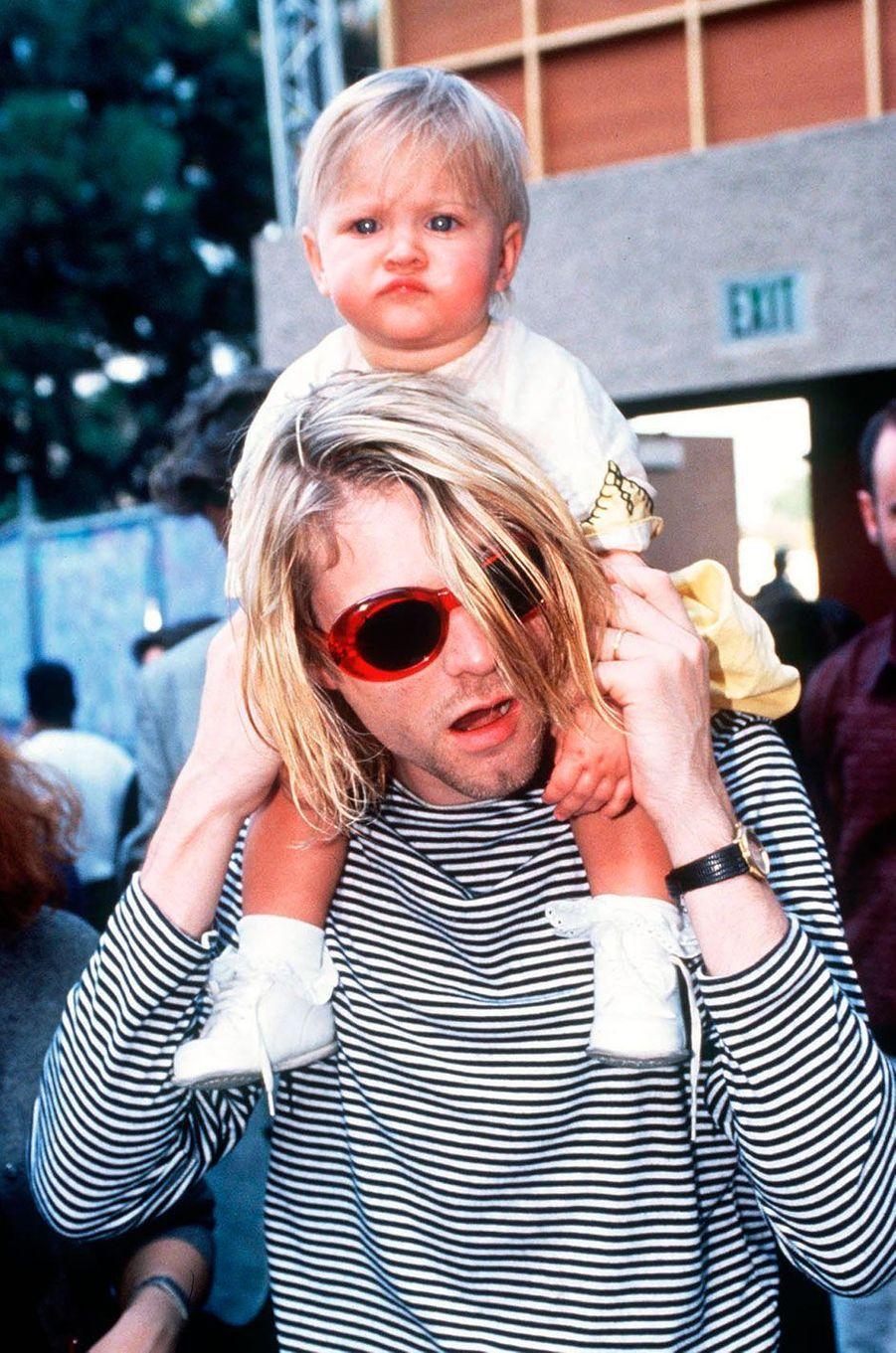 Kurt Cobain aux MTV Music Awards 1993