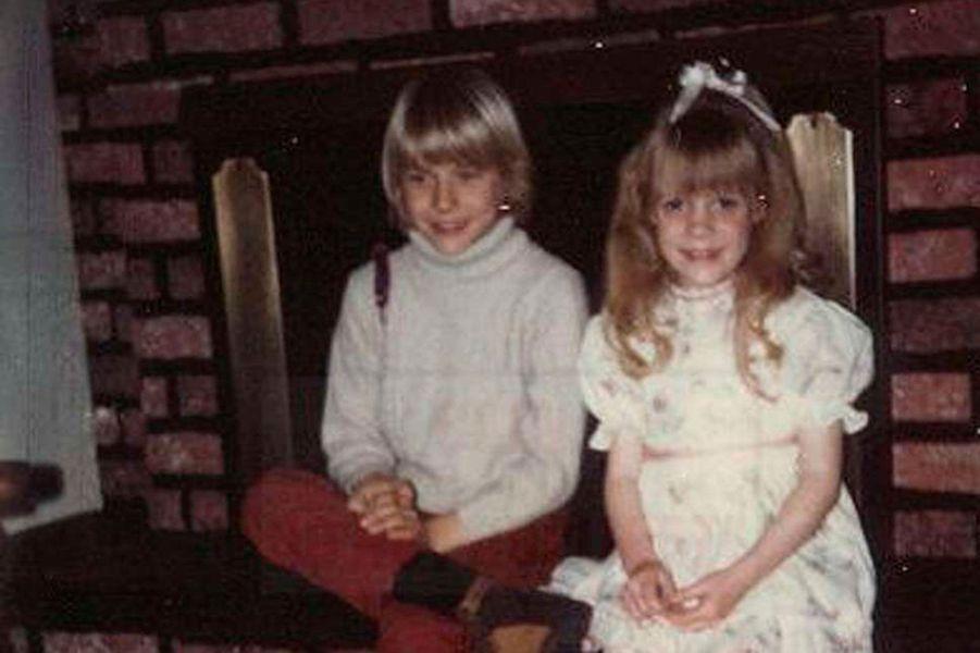 L'enfance de Kurt Cobain