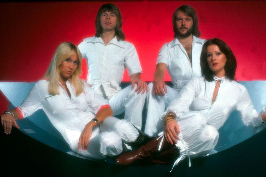 Le groupe ABBA