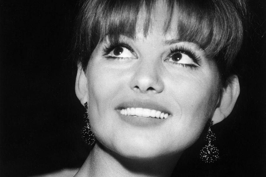 Claudia Cardinale, sublime en 1971.