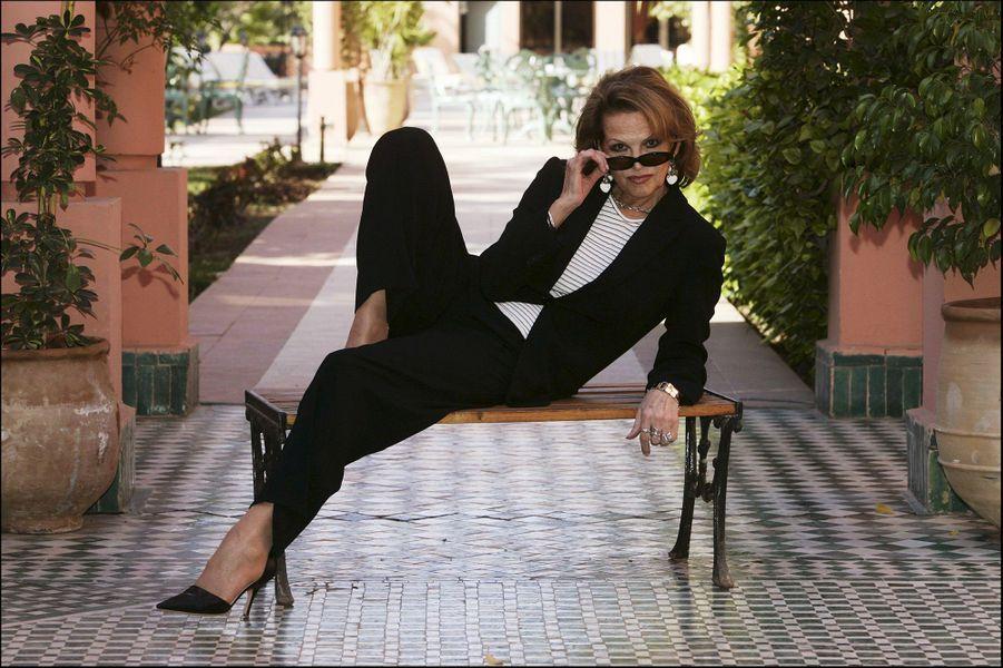 Claudia Cardinale en 2004.