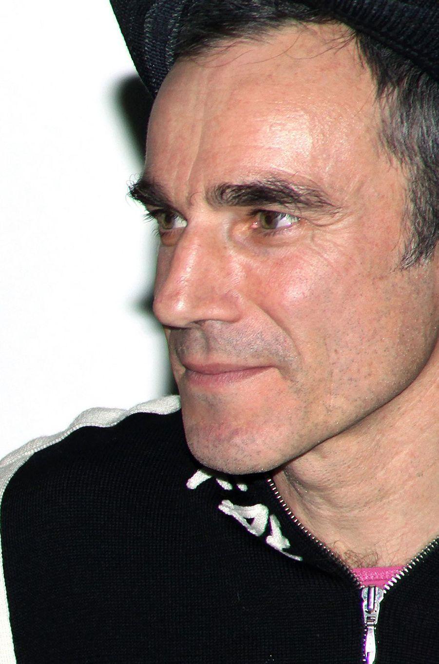 Daniel Day-Lewis en 2009.