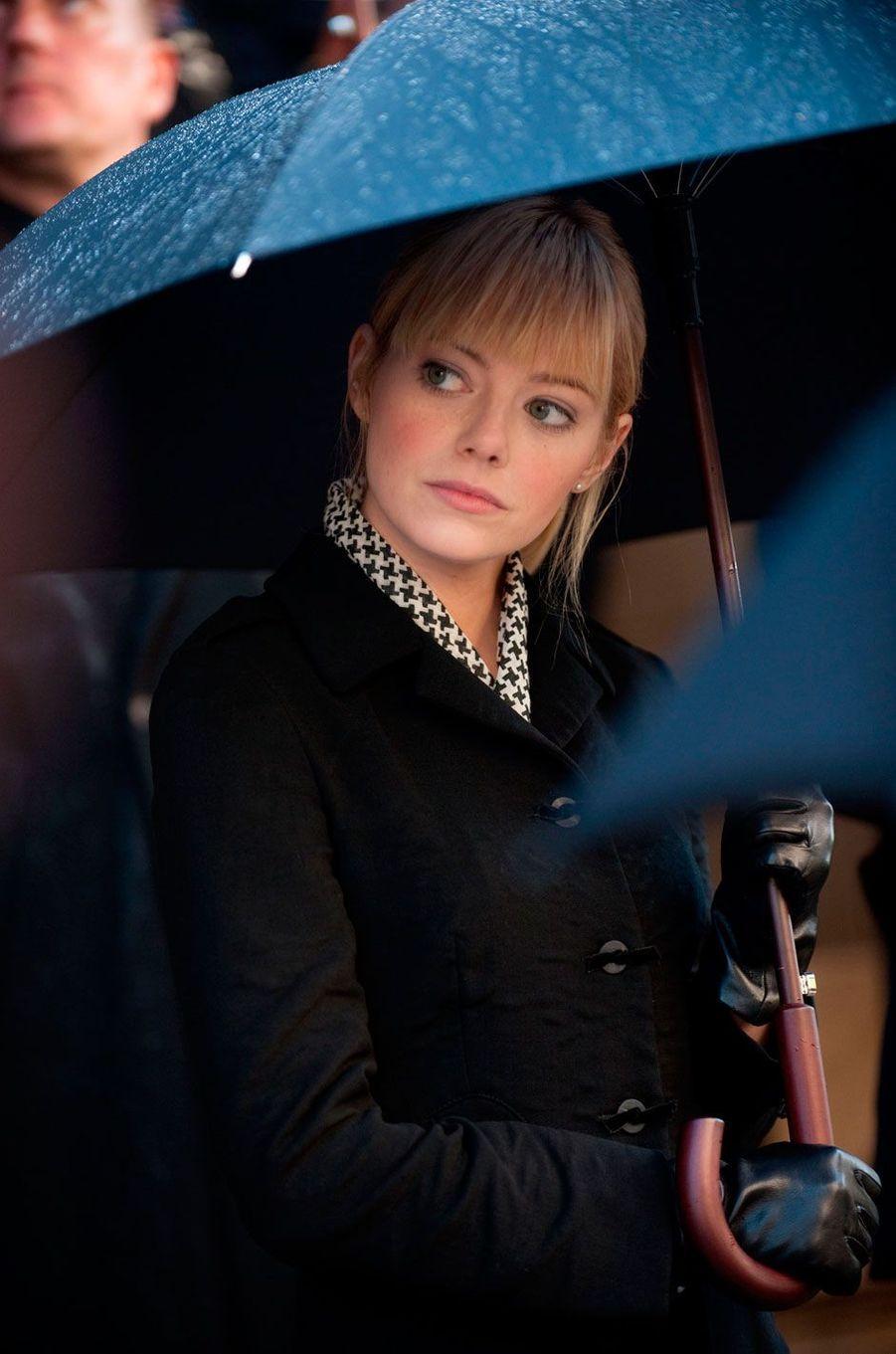 "Emma Stone, en 2012 dans ""The Amazing Superman"""