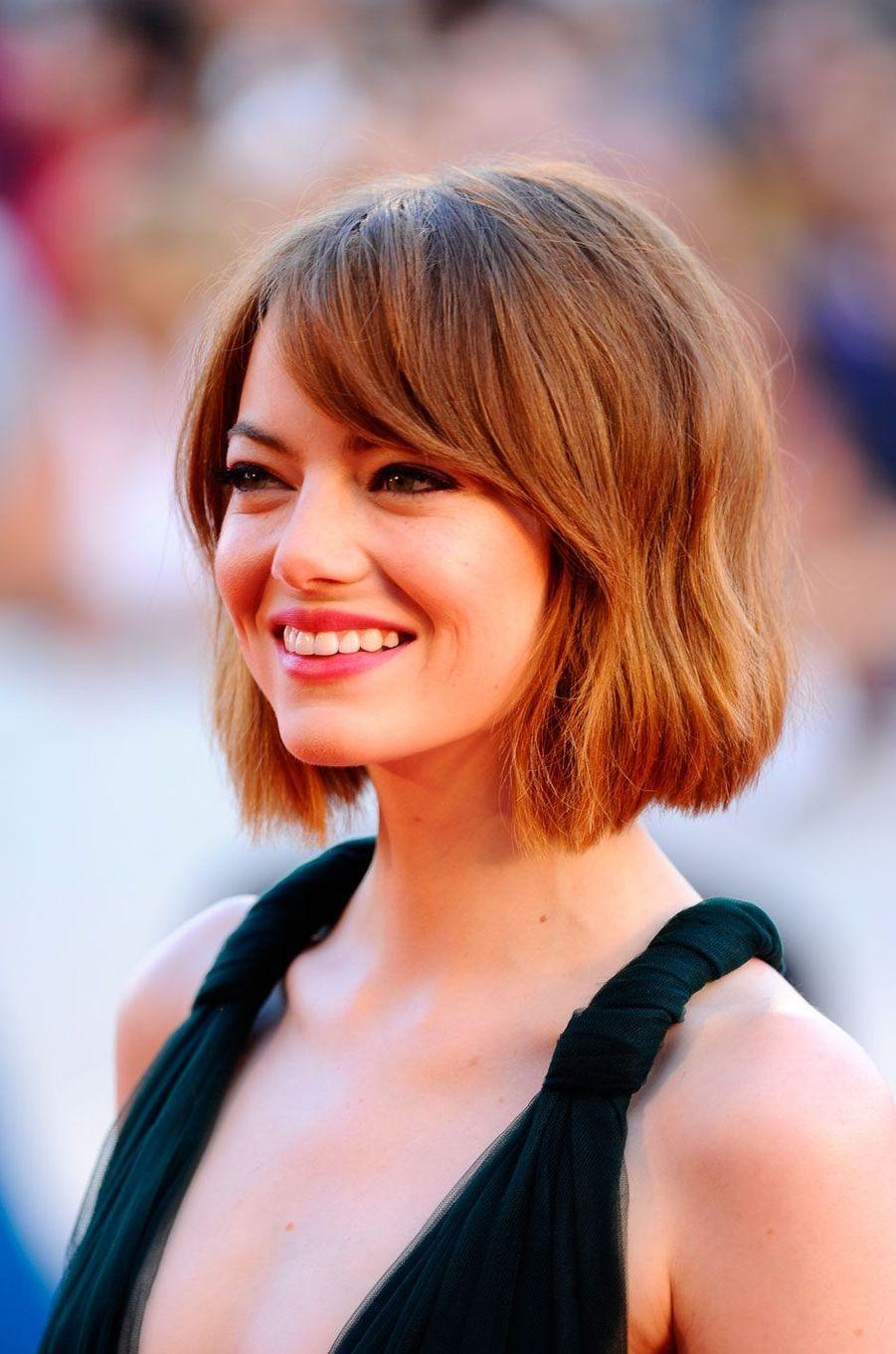 "Emma Stone, en 2014 pour ""Birdman"""