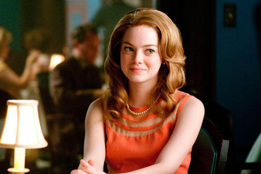 Emma Stone, en 2011