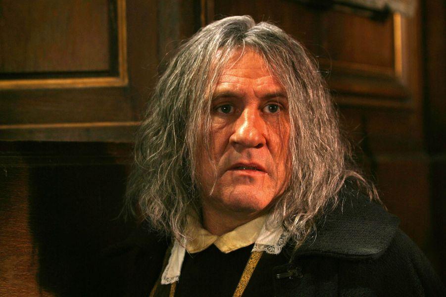 """Gérard Depardieu dans """"Nouvelle France"""" en 2004."""