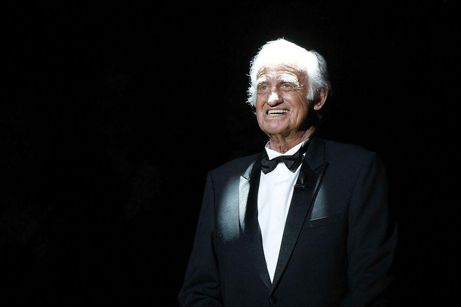 Jean-Paul Belmondo aux Césars en 2017