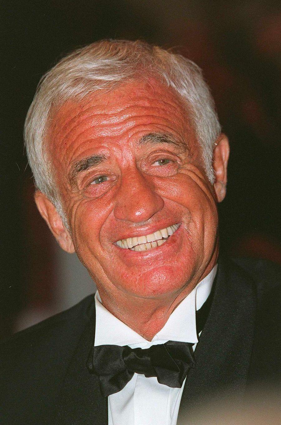 Jean-Paul Belmondo en 2002