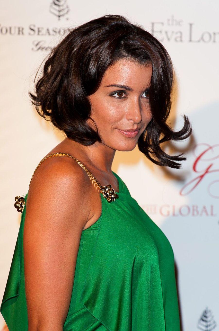 Jenifer, le 22 mai 2012 à Paris.