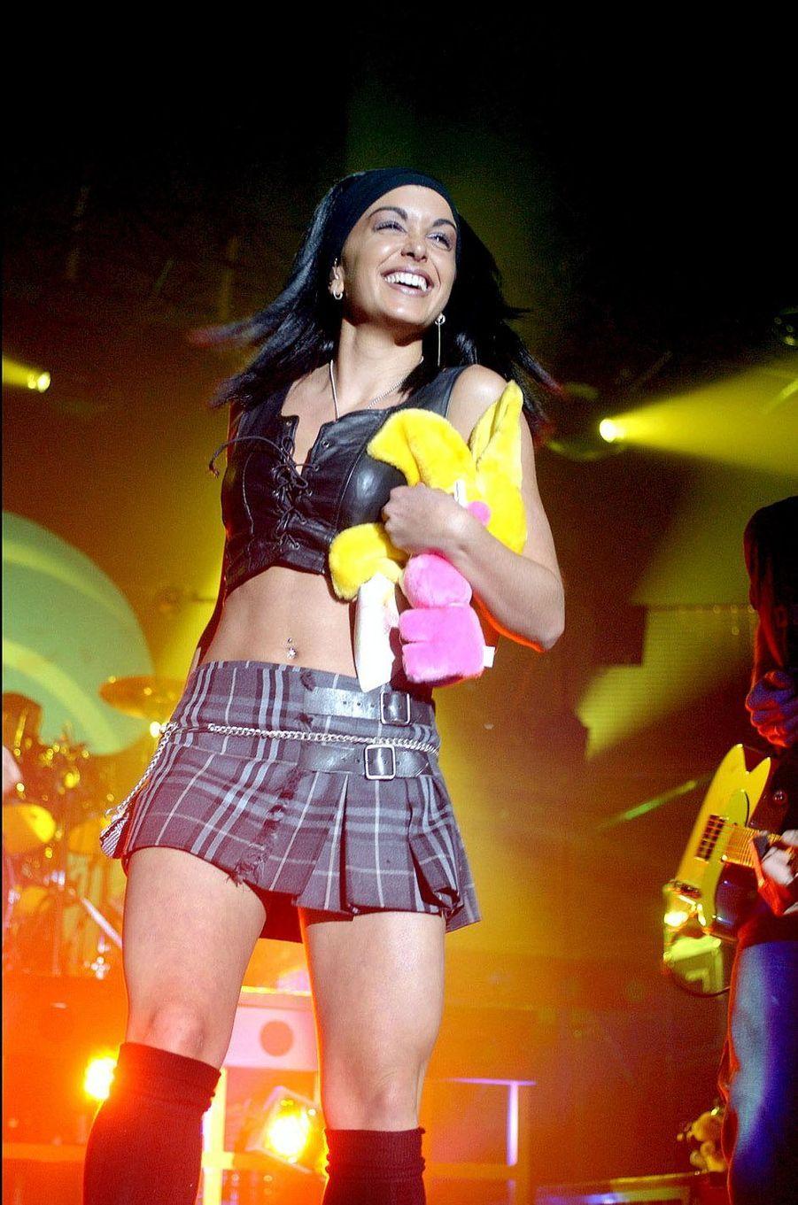 Jenifer, le 11 décembre 2002 en Belgique.