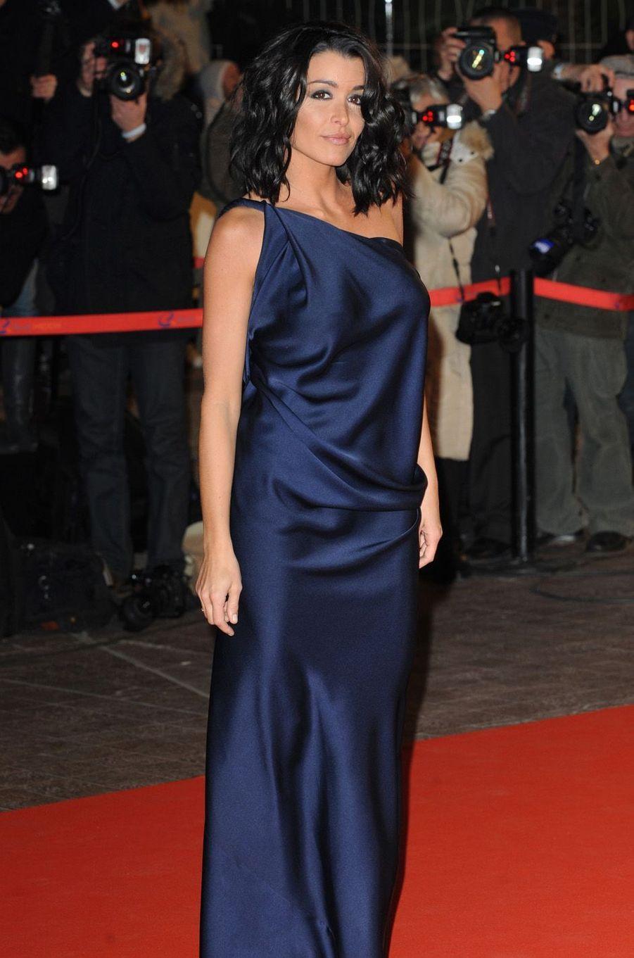 Jenifer, le 22 janvier 2011 à Cannes.