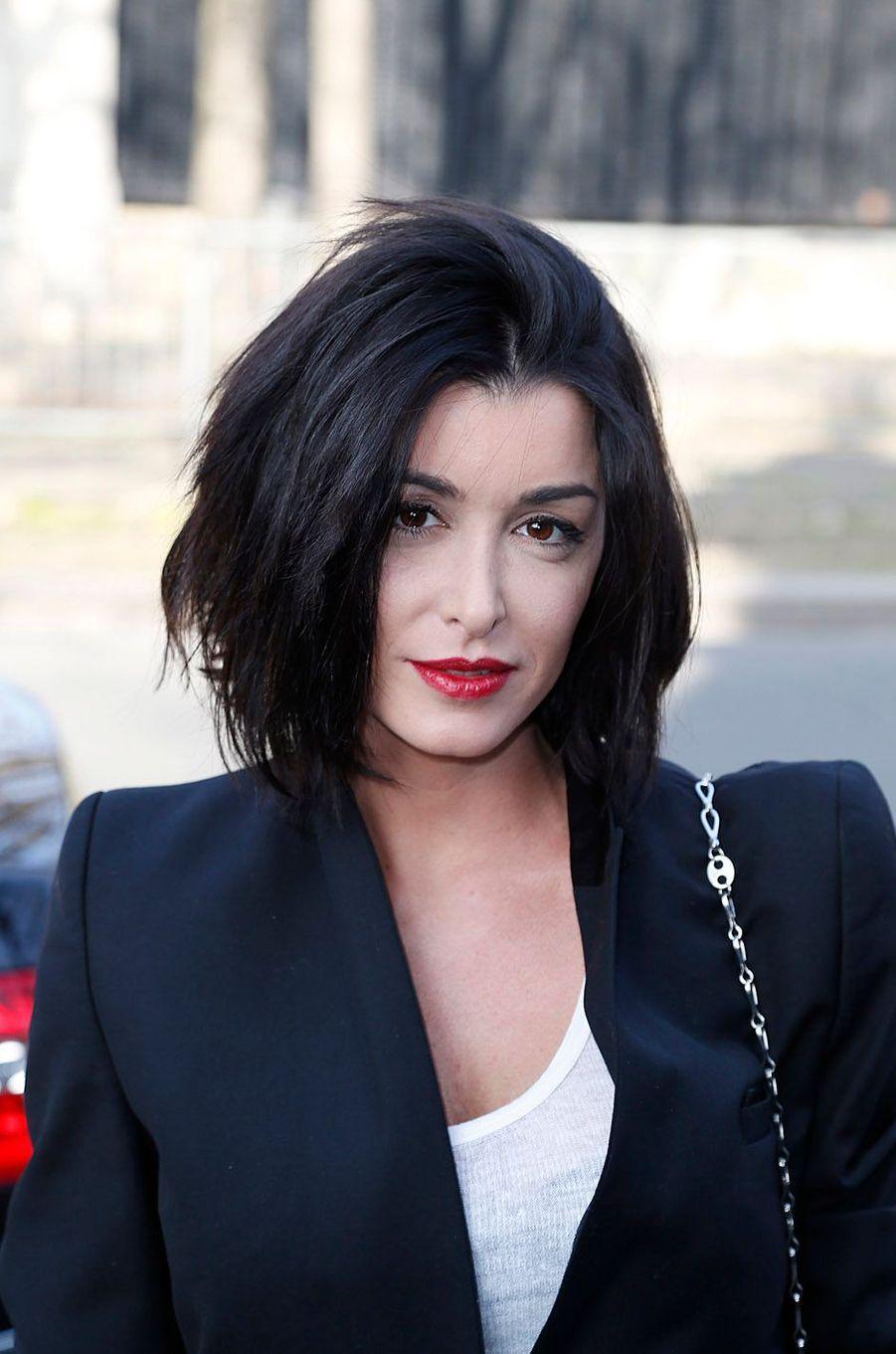 Jenifer, le 4 mars 2013 à Paris.