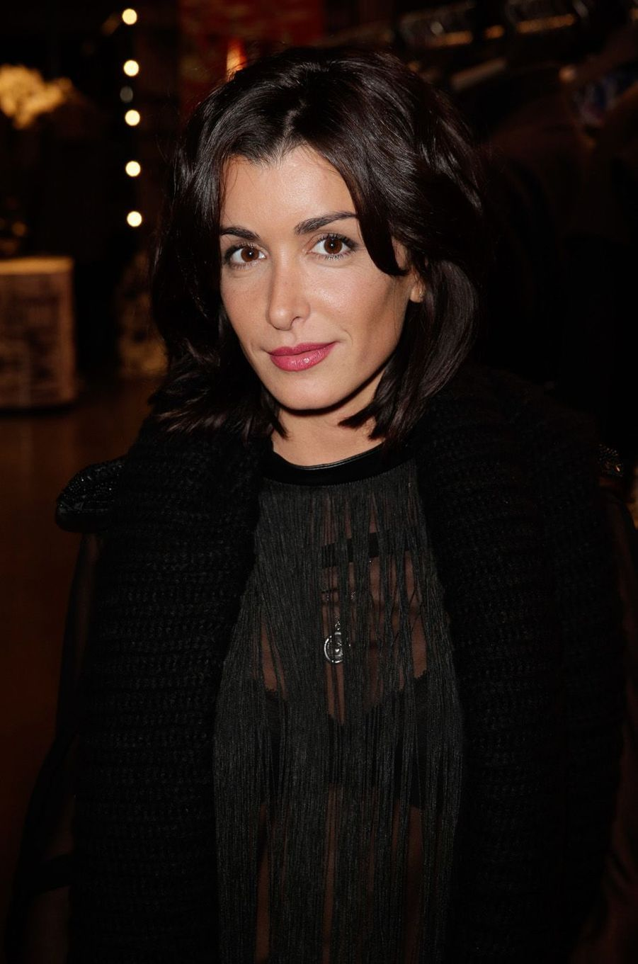 Jenifer, le 15 novembre 2013 à Paris.