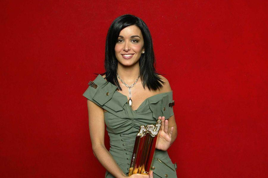 Jennifer aux NRJ Music Awards en 2003.
