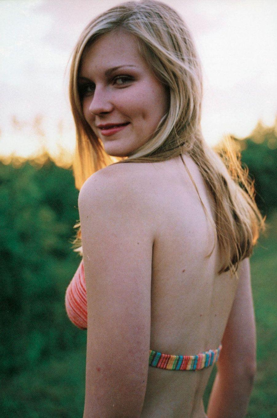 """Kirsten Dunst en 1999 dans """"Virgin Suicides"""""""