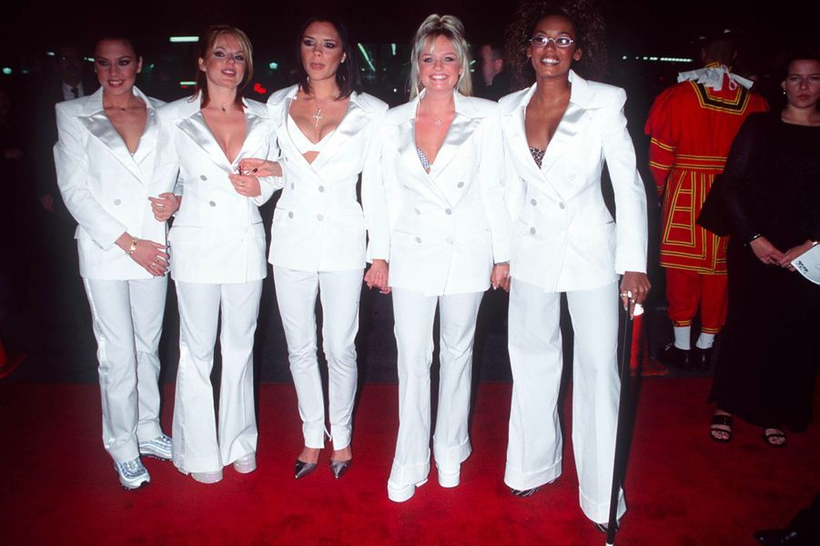 Les Spice Girls en 1998