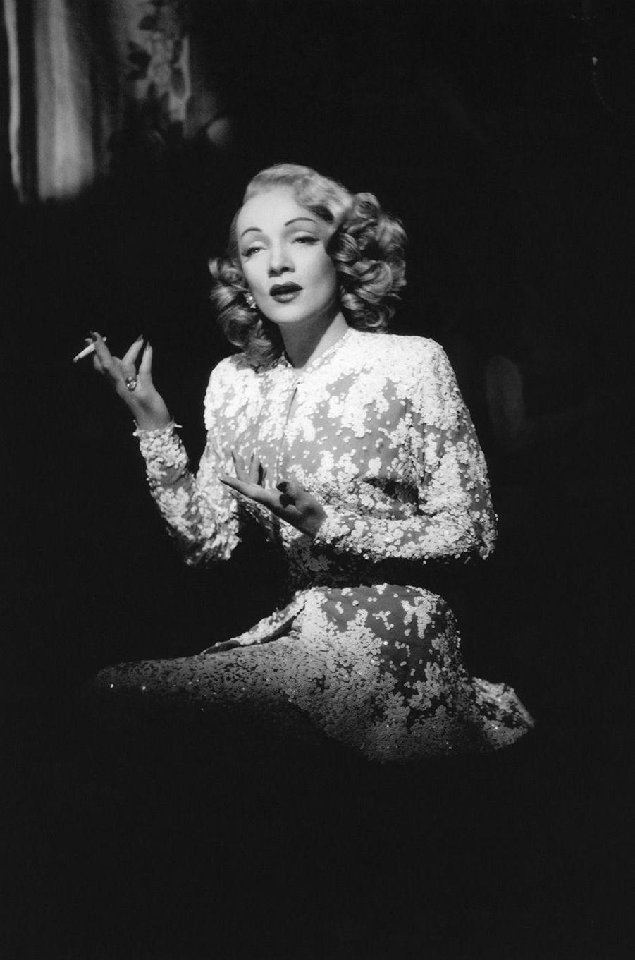 Marlene Dietrich en 1948
