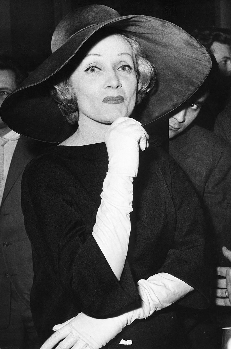 Marlene Dietrich en 1960