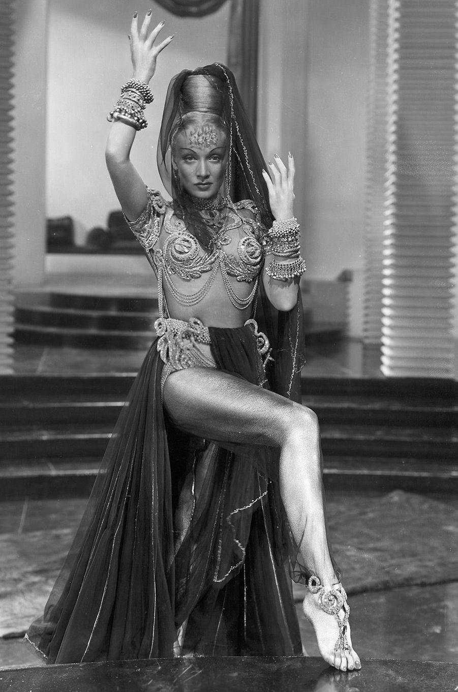 Marlene Dietrich en 1944